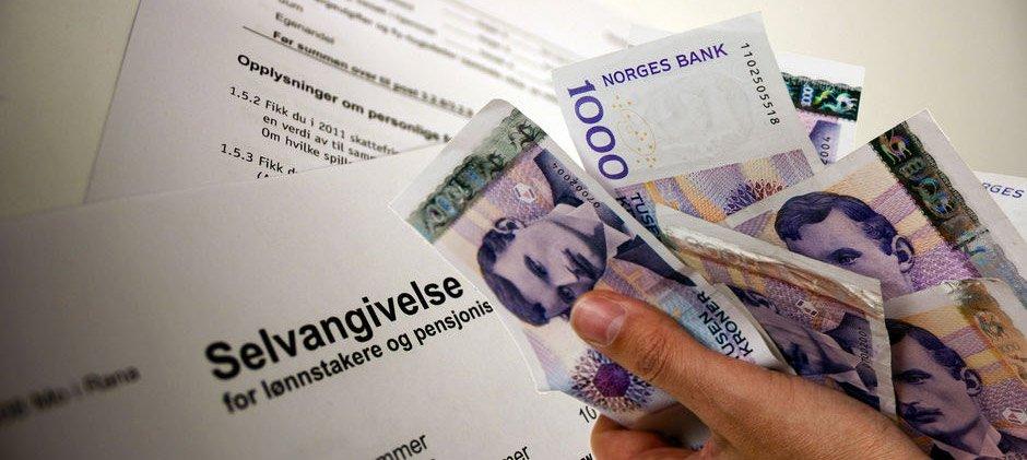 Skattefradrag og refinansiering